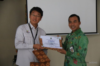 PLTU Batang diganjar penghargaan 'Indonesia TOP CSR Award'