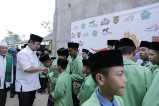 21 ponpes ikuti pekan olahraga pesantren Semarang