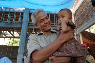 Ganjar: Pimpinan daerah bantu korban gempa-tsunami