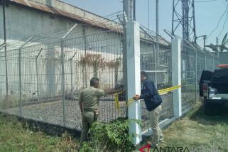 Satpol PP Boyolali segel tiga menara BTS ilegal