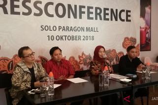 Solo Batik Fashion angkat tema Kharisma Nusantara
