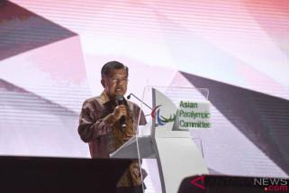 Jusuf Kalla: Atlet Asian Para Games pemenang kemanusiaan
