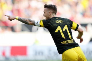 Gasak Stuttgart, Dortmund masih kuasai puncak klasemen Liga Jerman