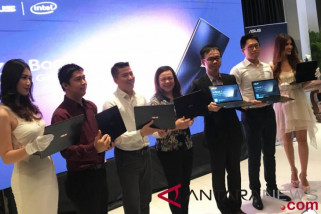 Asus luncurkan laptop premium Zenbook S