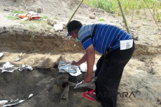 Balai Arkeologi mulai ekskavasi Situs Liyangan bagian atas
