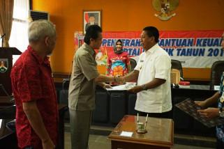 Pemkot Magelang kucurkan Rp560 juta untuk sembilan parpol