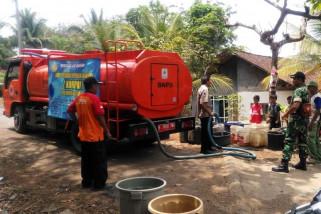 Anggaran habis, BPBD Cilacap pastikan bantuan air bersih lancar