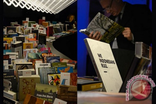 Indonesia ikut ramaikan pameran buku FBF di Jerman