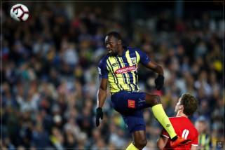 Mantan atlet, nasib karir sepak bola Bolt akan segera ditentukan