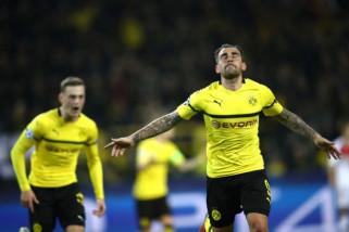 Liga Champions, Dortmund bekuk Monaco 3-0