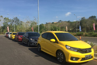 All New Brio penopang penjualan Honda