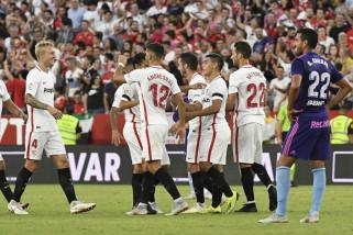 Hasil dan klasemen Liga Spanyol, Sevilla geser Barcelona dari posisi puncak