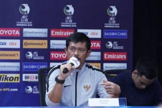 Indra Sjafri : Semua skuat timnas harus dapat cetak gol