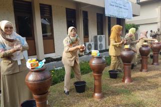 ASN Kota Magelang kampanye gerakan cuci tangan