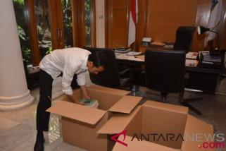 Jokowi ungkapkan curahan hatinya sudah empat tahun tinggalkan Balaikota