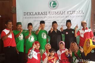 Petani Magelang deklarasikan Kurma dukung Jokowi-Ma'ruf