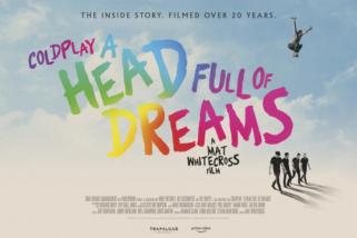 Coldplay umumkan merilis film dokumenter berjudul