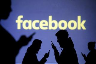Facebook sebut peretas akses data pribadi 29 juta pengguna