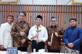 Kemendikbud apresiasi langkah Senapati Nusantara lestarikan keris Indonesia