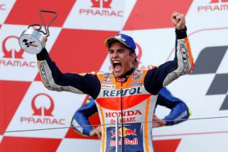 Marquez pastikan gelar juara dunia MotoGP