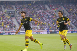 Hasil laga dan klasemen Liga Jerman, Dortmund kokoh di pucuk