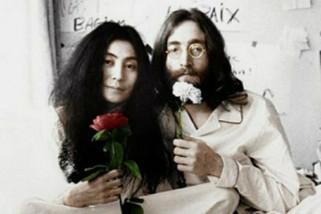 Kisah cinta John Lennon dan Yoko Ono siap di filmkan
