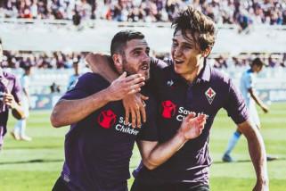 Tekuk Atalanta 2-0, Fiorentina naik ke peringkat ketiga