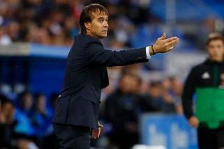 Dari 10 pelatih terakhir Real Madrid, Lopetegui melatih paling singkat