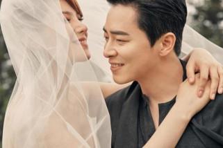 Aktor Jung-seok dan penyanyi Gummy menikah