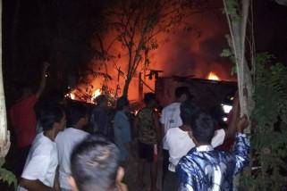 Kebakaran rumah di Borobudur Magelang satu orang meninggal