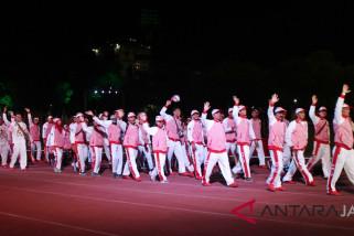 Melalui olahraga,  atlet bisa kibarkan Merah Putih di Dunia