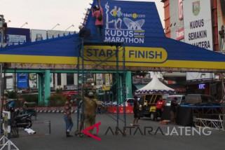 Lomba relay marathon potensial promosikan wisata Kudus