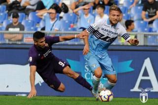 Lasio menang tipis 1-0 atas Fiorentina