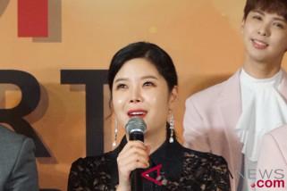 Penyanyi Korea Lyn mengaku terkesan dengan bahasa Indonesia
