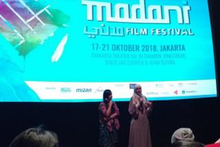 Isak tangis warnai pembukaan Madani Film Festival
