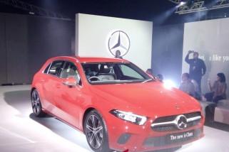 Mercedes luncurkan tiga model baru di Indonesia