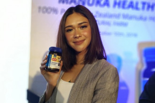 Nana Mirdad bilang gunakan madu ketika suami sakit