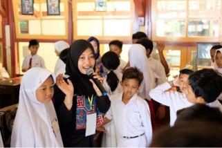 Kenalkan Kementerian Keuangan, Bea Cukai mengajar siswa SD