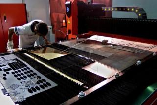 Pameran teknologi manufaktur