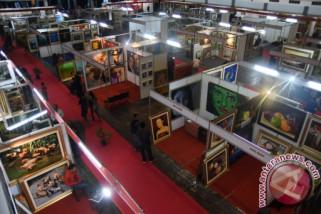 Pelukis se Indonesia adakan Pasar Seni galang dana untuk Palu