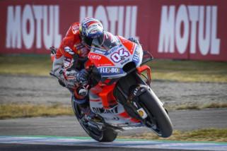 Dovizioso start terdepan di MotoGP Jepang 2018