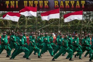 Peringatan HUT TNI