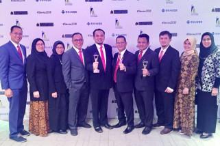 PGN raih dua penghargaan pada Stevie Award 2018 di London