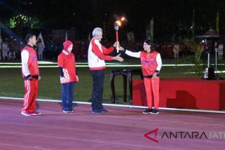 Ganjar buka Porprov Jateng, 6.334 atlet siap berlaga