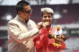 Purwo: Perolehan medali para-atletik membanggakan sekaligus mengejutkan