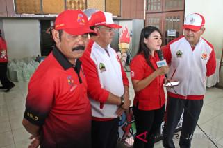 Porprov Jateng di Kota Surakarta sukses