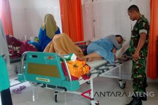 Puluhan santri Temanggung keracunan makanan