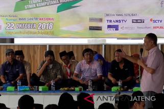 Santri El-Bayan Majenang dikenalkan dunia jurnalistik