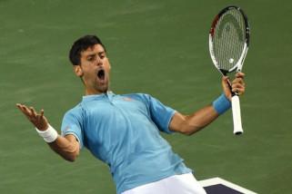 Singkirkan Coric, Djokovic menangi gelar Shanghai keempat kali