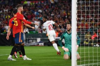 Hasil pertandingan dan klasemen UEFA Nations League